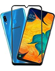 5d screen protector for samsung galaxy A30 -black