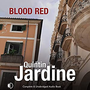 Blood Red Audiobook