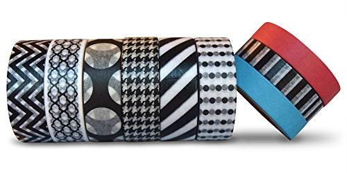 HOBBIES Washi Masking BONUS Black product image