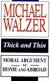 Thick and Thin, Michael Walzer, 0268018979