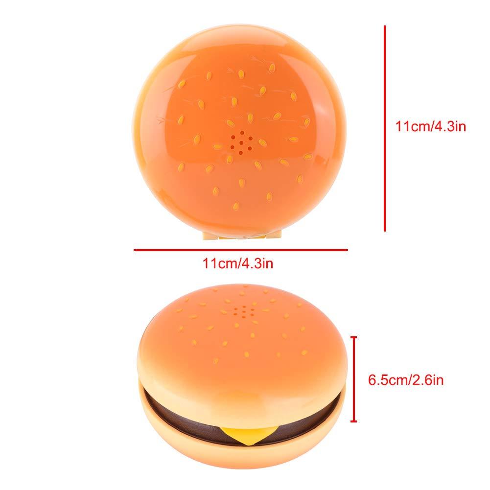 Zerone Nouveaut/é Hamburger Cheeseburger T/él/éphone Nette T/él/éphone Filet Filet Filet Filet Filles Filles de Table pour H/ôtel Bureau D/écoration Enfant Cadeau