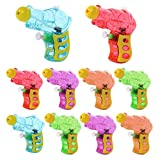 Water Pistol, Volwco 10 Pack Water Gun for Kids Adults, Water Soaker Blaster
