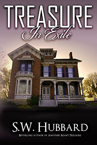 (Treasure in Exile: a twisty, read-all-night mystery (Palmyrton Estate Sale Mystery Series Book 4))