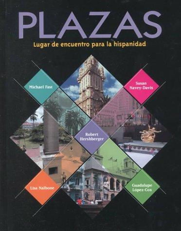 Plazas Text/Audio CD Package: Lugar de encuentro para la hispanidad