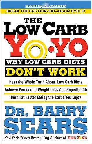 yo-yo low carb dieting