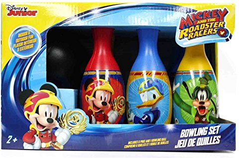 Mickey Clubhouse Bowling Set -