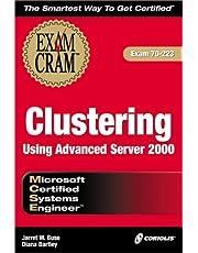 McSe Clustering Using Advanced Server 2000 Exam Cram