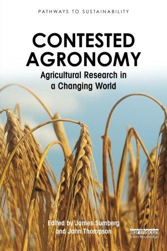 Contested Agronomy (Pathways to Sustainability)