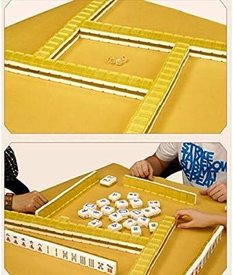Unbne Mahjong, Producción De Acrílico Varios Estilos, Mahjong Juego De Mesa, Juegos De Mah Jong: Amazon.es: Deportes y aire libre