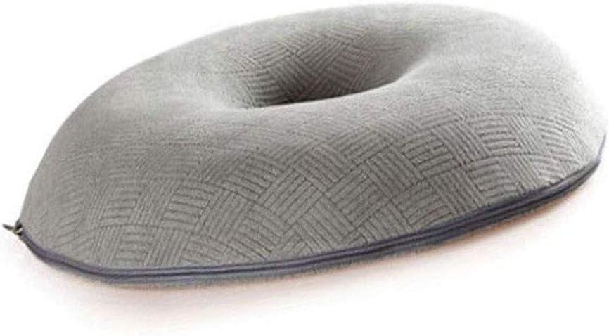 Diseño ergonómico ortopédico del amortiguador de asiento de la espuma memoria para la silla de la oficina, la almohada del asiento carro silla ruedas,color4
