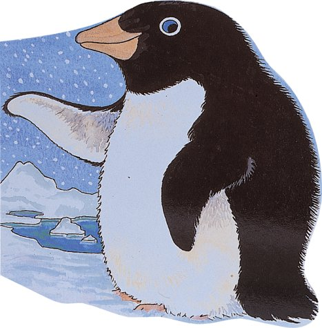 Penguin (Great Pals Board Books) (Great Pals Ser) (Pals Penguin)