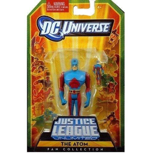Justice League DC Universe Unlimited Fan Collection The Atom Action Figure
