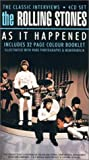img - for The Rolling Stones: As it Happened (Classic Interview S) book / textbook / text book