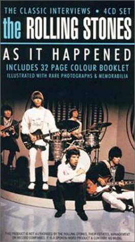 Download The Rolling Stones: As it Happened (Classic Interviews) PDF