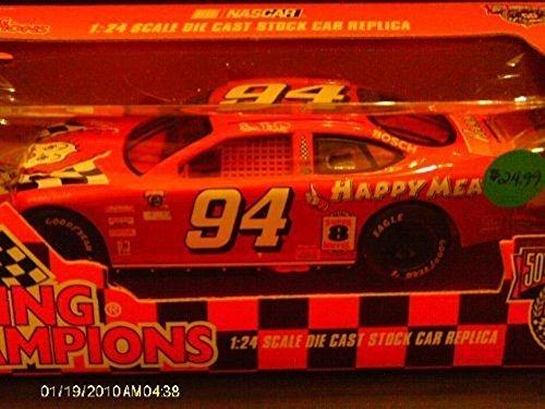 scar #94 Bill Elliot McDonalds Happy Meal Stock Car 50th Anniversary ()