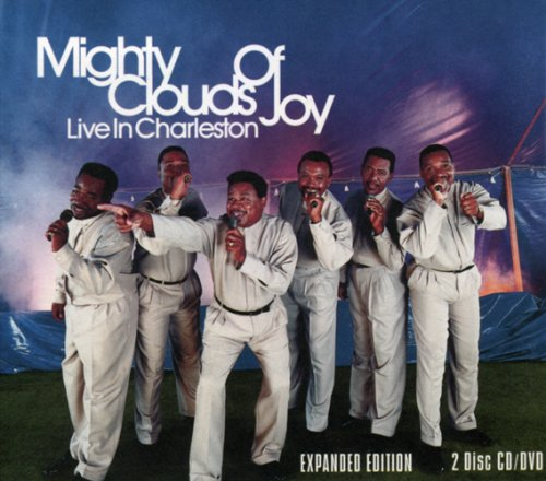 Live in Charleston by MIGHTY CLOUDS OF JOY