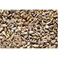 Sunflower Seed Kernels by GERBS - NON GMO - Gluten - Peanut - Tree Nut - Soy - Egg - Sesame - Mustard - Fish - Crustacean FREE. 100% All Natural, Vegan & Kosher. Grown, Processed, Package, and/or Roasted in America. from GERBS GOURMET SEEDS, FRUITS, BUTTE