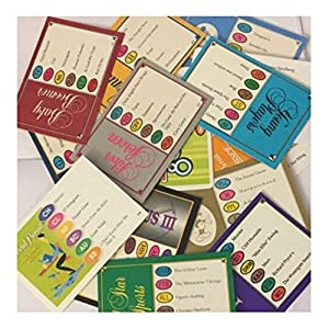 1000 Trivial Pursuit Cards YOU PICK 10 Decks Of 100 Cards Trivia Quiz Questions - 51AQSxXziBL - 1000 Trivial Pursuit Cards YOU PICK 10 Decks Of 100 Cards Trivia Quiz Questions