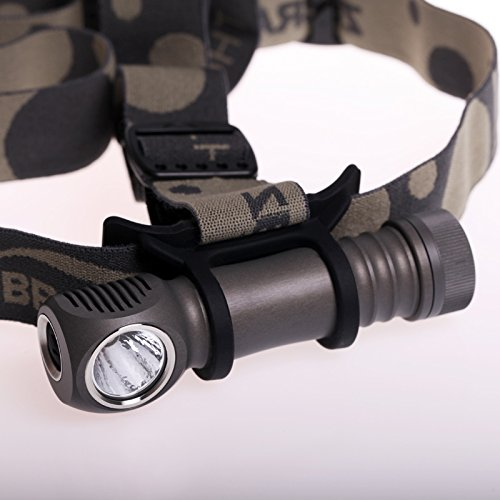 Zebralight H600w Mk III XHP35 Neutral White 18650 Headlamp -1126 Lumens