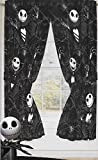 Original Nightmare Before Christmas Curtains/drapes 4 Pieces Set Window Panels Disney