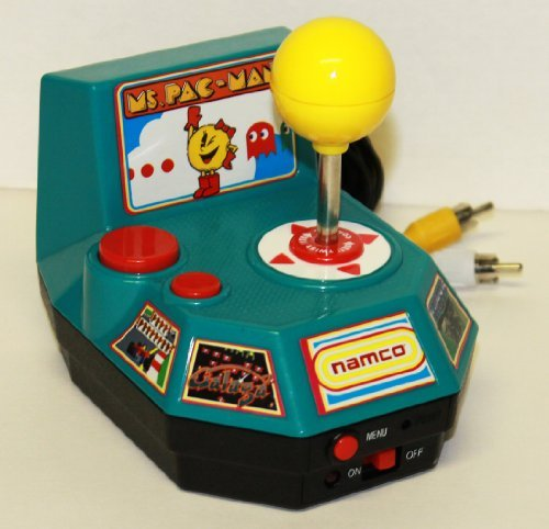 (Namco Plug & Play TV Games: Ms Pac Man, Pole Position, Galaga, Xevious, Mappy)