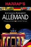 Harrap's dictionnaire compact allemand