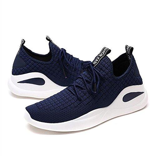 and 3 Colors Wear Leisure EU39 Blue Size Feifei Men's Autumn Shoes 5 UK6 Resistant Spring Shoes Color Sports CN40 qPxntxRv