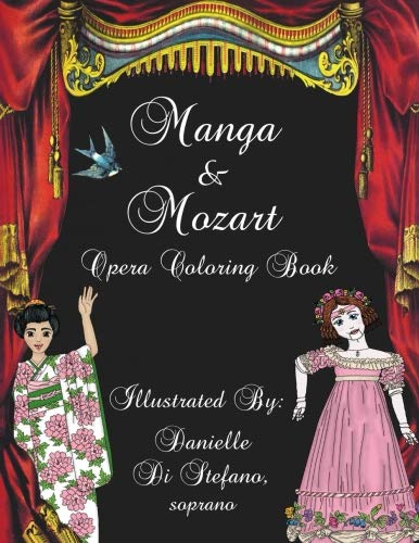Manga and Mozart by Lirica Publications