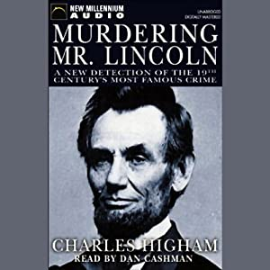 Murdering Mr. Lincoln Audiobook