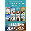 Forty and Free: A Sweet Romance Series Bundle - Books 1 - 8