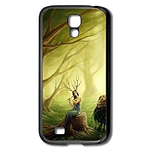 Galaxy S4 Cases Demon Design Hard Back Cover Shell Desgined By RRG2G