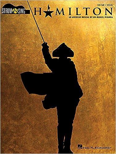 Amazon.com: Hamilton: Strum & Sing Guitar (0888680666149): Lin ...