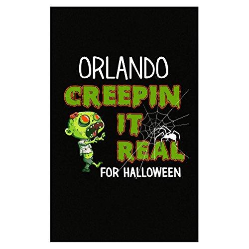 (Prints Express Orlando Creepin It Real Funny Halloween Costume Gift -)
