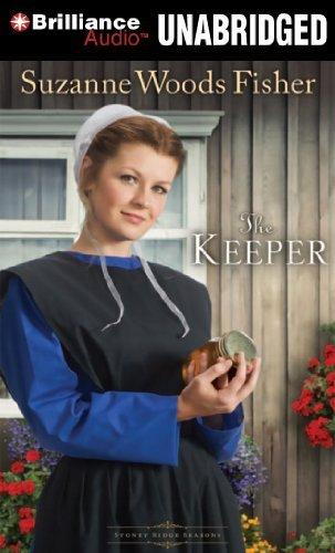 Download By Suzanne Woods Fisher The Keeper: A Novel (Stoney Ridge Seasons Series) (Unabridged) [Audio CD] pdf epub