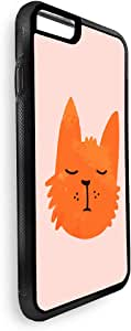 cat Printed Case for iPhone 7