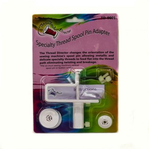 The Thread Director Spool Pin Adapter (Quilting Machine Adapter)