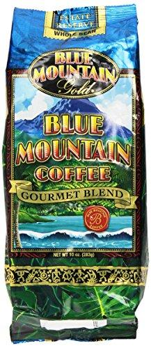Hawaiian Gold Web Coffee, 10 oz (Blue Mountain Sweet Coffee)