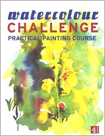 Ebook til psp gratis download Watercolour Challenge: Practical Painting Course in Danish PDF DJVU FB2
