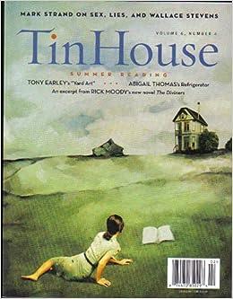 Image result for tin house magazine