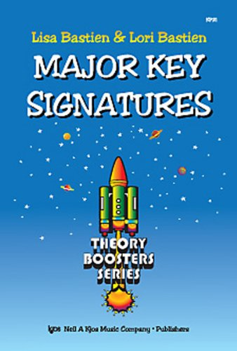 (KP21 - Bastien Theory Boosters - Major Key Signatures)