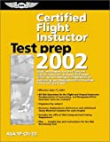 Certified Flight Instructor Test Prep, Federal Aviation Administration, 1560274336