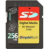 SimpleTech 256 MB Secure Digital Card (STI-SD/256)