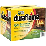 Natural Duraflame Fire Logs 6 Lb - Case of 9