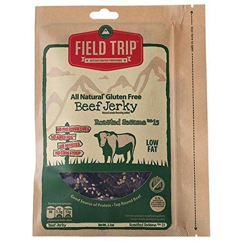 Beef Roasted Jerky (Field Trip No. 15 Beef Jerky - Roasted Sesame - 2.15 OZ by Field Trip)