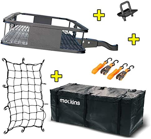 Mockins Steel Cargo Basket