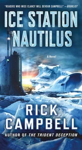 Ice Station Nautilus Rick Campbell product image