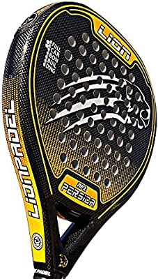 Pala Padel Lion PERSICA MP2 Control Orange: Amazon.es: Deportes y ...