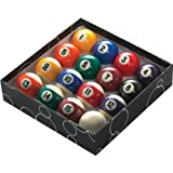 """Numbered PowerGlide Pool Balls 2 1/4"""" : 57130"""