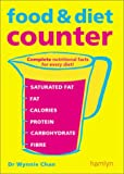 img - for Food & Diet Counter: Complete Nutritional Facts for Every Diet! book / textbook / text book