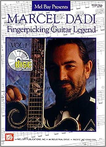 Guitar Legend Marcel Dadi Guitar TAB Book Only